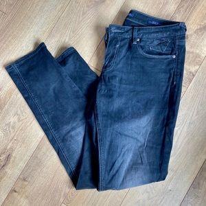 Vigoss faded black jeans